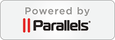 Powered by Parallels